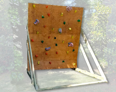 Climbing Wall (Free-Standing)