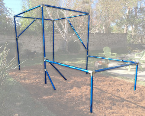 Large Parkour Rail Kit