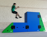 Never Stop Playing Parkour Training Equipment - Full Kit