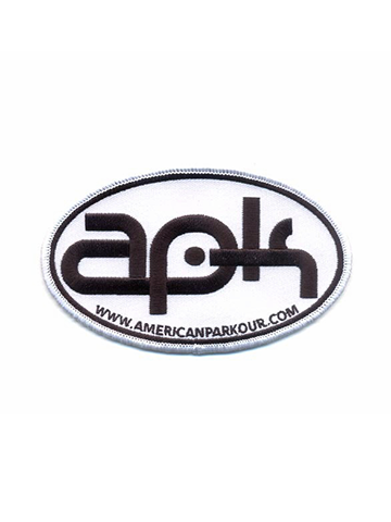 "American Parkour Patch ""APK Oval"""