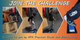 Precision Sticks - Jump and Balance Trainers