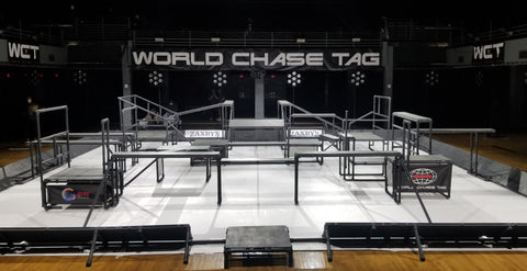 World Chase Tag Quad™ Rental