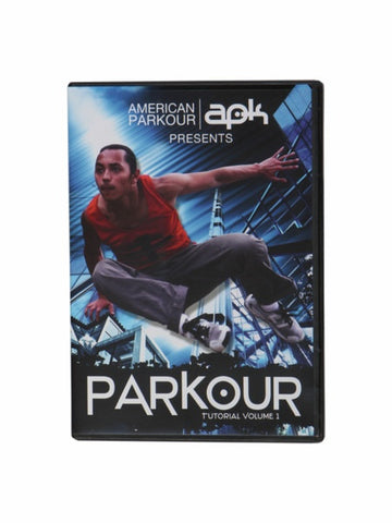 Parkour Tutorial DVD Vol. 1 (2006)