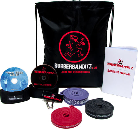Parkour Pro Band Training Kit