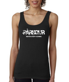 "Women's ""Never Stop Playing"" Parkour Tank"