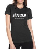 Women's Never Stop Playing T-shirt