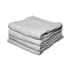 Ultra Soft Bath Towels White