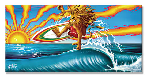 24 Sunset Surfer Velour Beach Towels 30 x 60 Inch #BT2692