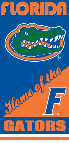 12 Florida Gators Home Velour Beach Towels 30 x 60 Inch #10016H