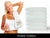36 Fitness Towels 16 x 44 Inch