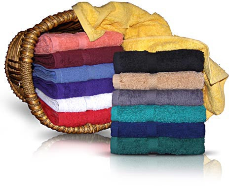 36 Royal Comfort 16 x 30 Inch Hand Towels 4 lbs./dz