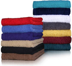 60 Royal Comfort 16 x 27 Inch Economy Hand Towels 2.7 lbs/dz