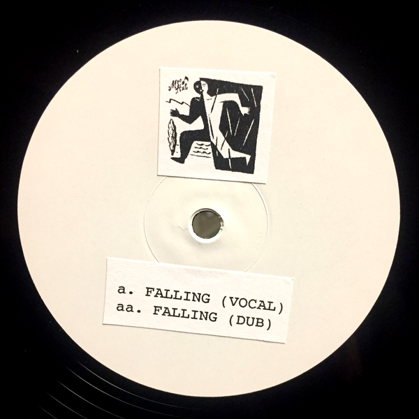 MH023TP: Pender Street Steppers - Falling / Our Time (Test Pressing)