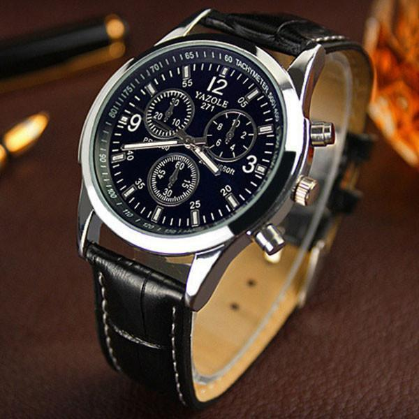 Fashion Casual Men's Business Quartz Watch