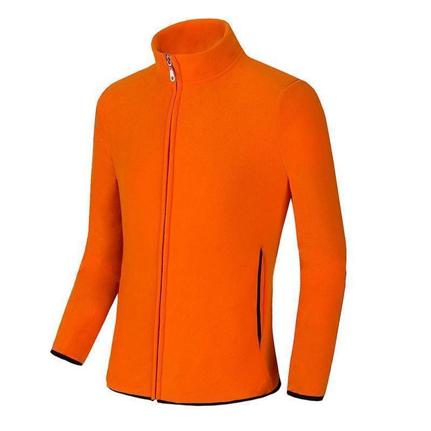 Fashion High Collar Plain Sport Outdoor Hoodie