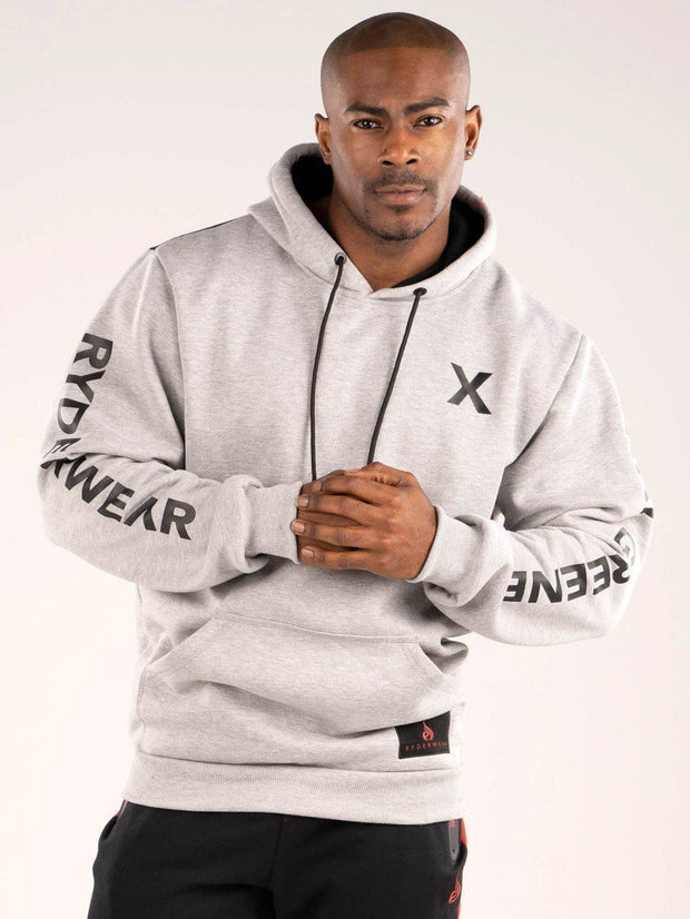 Casual Slim Letter Printed Training Outdoor Hoodie