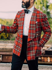 Fashion British Style Suit Jacket