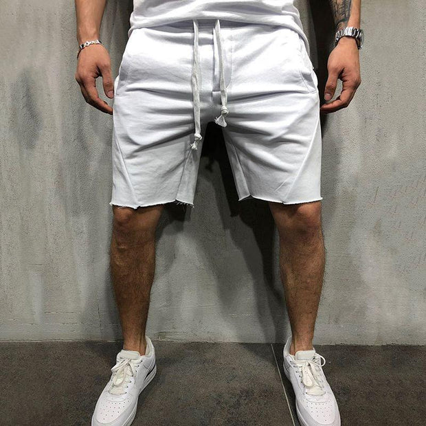 Basic Cotton Burr Shorts 6 Colors