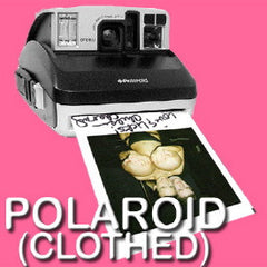 Polaroid Instant Photo Clothed