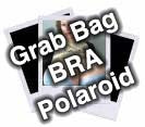 Grab bag bra polaroid