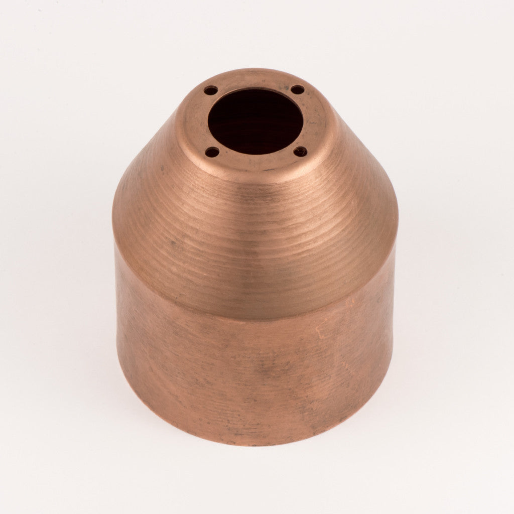 Type A/D/G/H baffle, copper