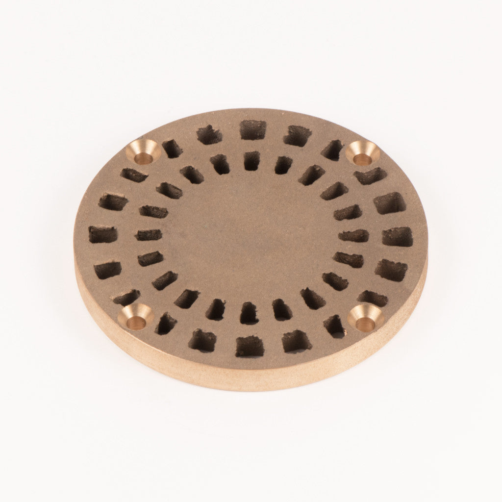 Type D/H strainer, bronze