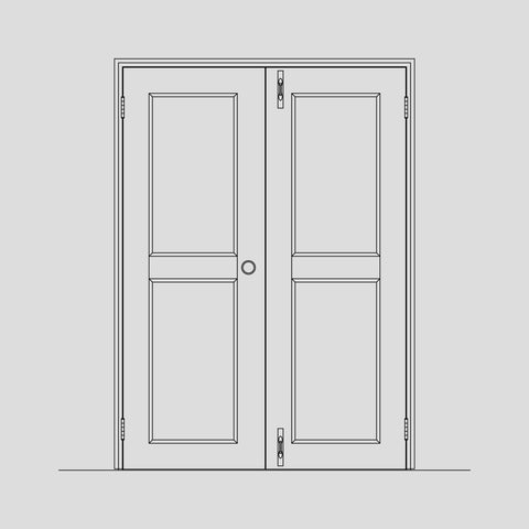 Type N joiner door