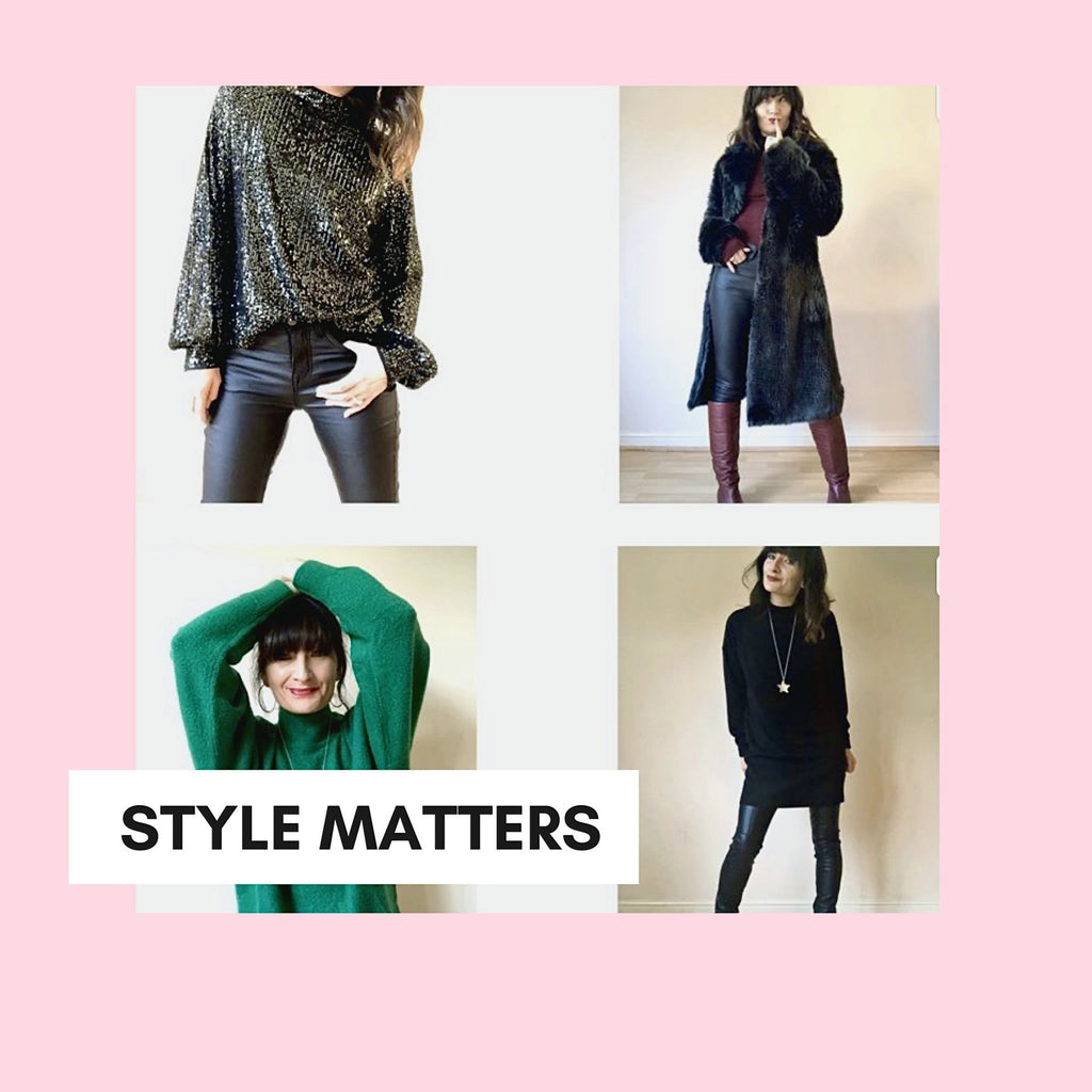 Style Matters - By Mel Wall @ Loved by Lizzi