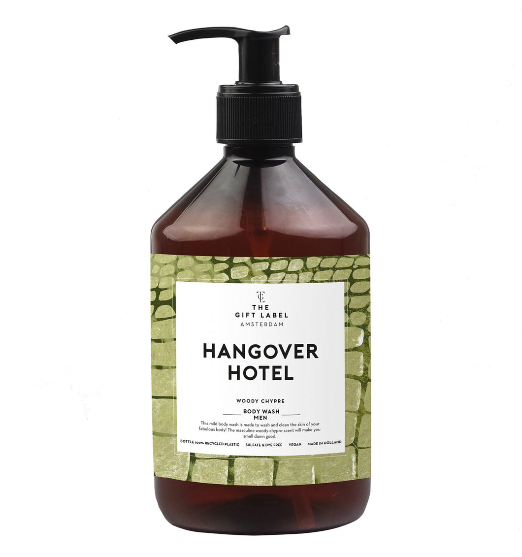 The Gift Label - Hangover Hotel Body Wash For Men