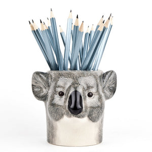 Quail Koala Pencil Pot