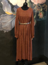 Load image into Gallery viewer, Lex Mocha Dress