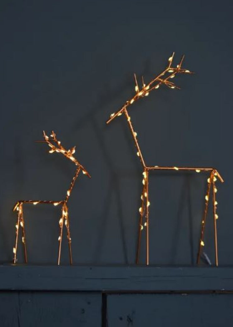Lightstyle London Copper Deer in S&L Size