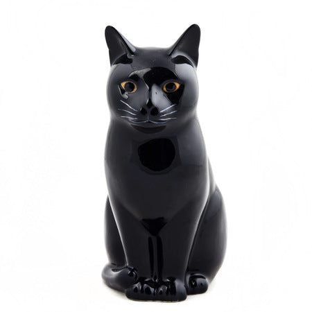 Quail Flower Vase Lucky - Cat
