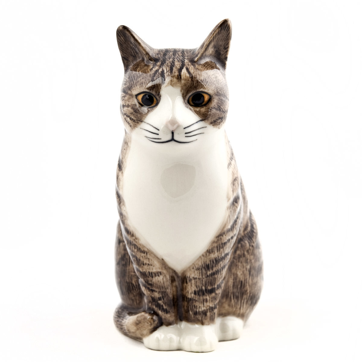 Quail Flower Vase Millie - Cat