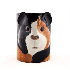 Quail Guinea Pig Pencil Pot
