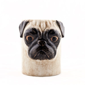 Quail Pencil Pot - Pug Fawn