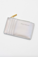 Load image into Gallery viewer, Iridescent Love Applique Card Purse