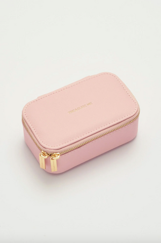 Blush Mini Jewellery Box
