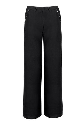 Religion Tribute Trousers - Black
