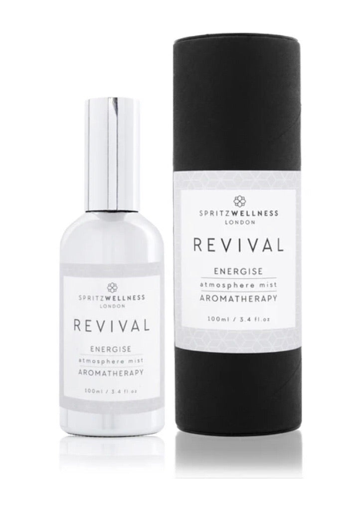 Spritzwellness London - Revival Atmosphere Mist 100ml