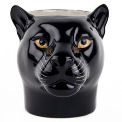 Quail Panther Pencil Pot