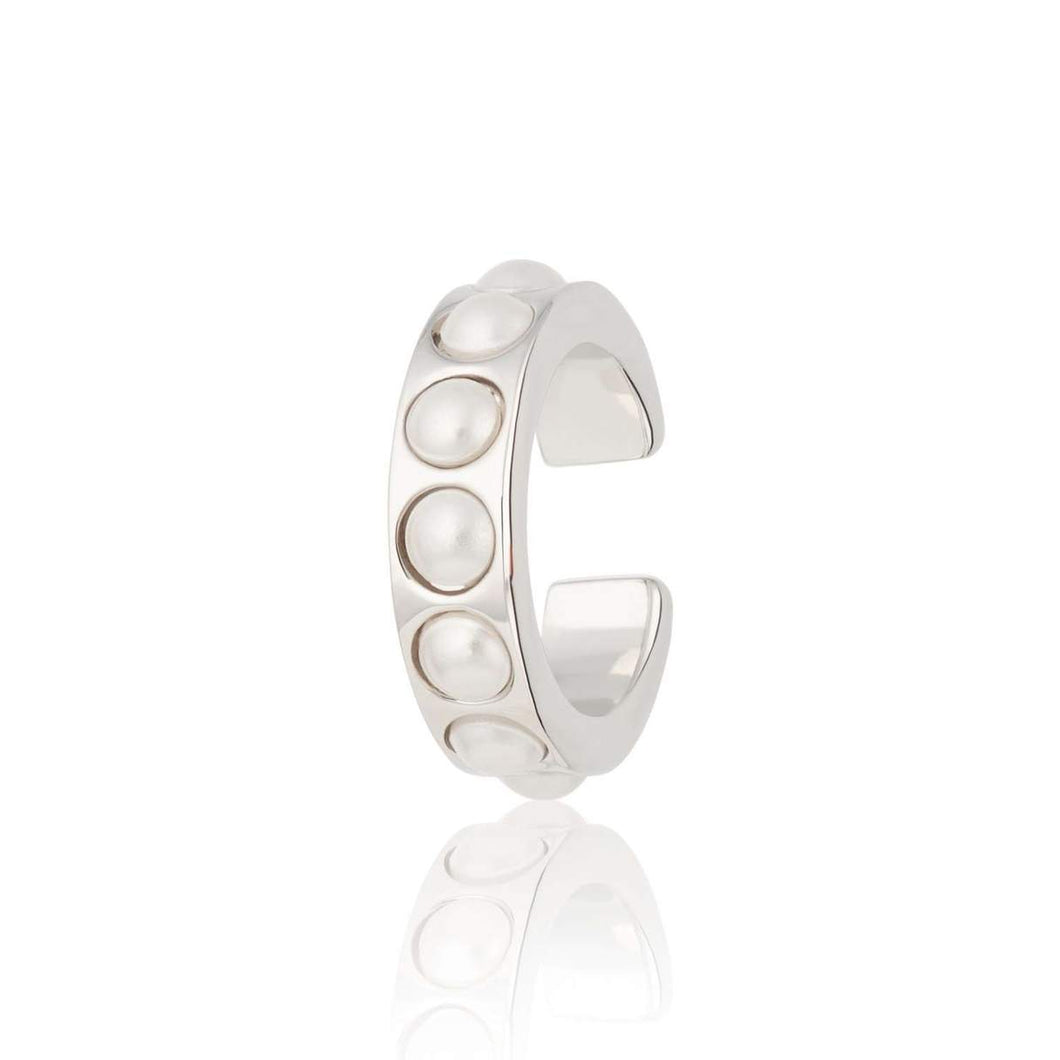 Scream Pretty Single Pearl Ear Cuff