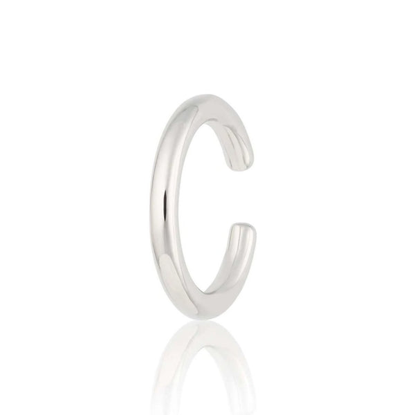 Scream Pretty Slim Plain Single Ear Cuff