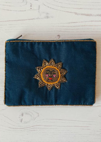 My Doris Midnight Sun Purse (Small)