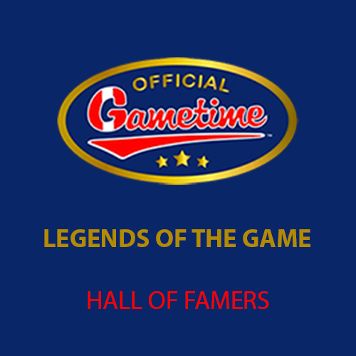 Legends - Hall of Famers