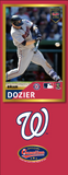 Brian Dozier Photo Bat | MLB Collection