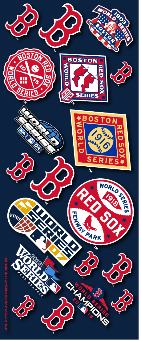 Boston Red Sox World Series Bat | MLB Throwback Collection
