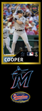 Garrett Cooper Photo Bat | MLB Collection