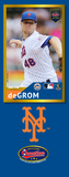 Jacob deGrom Photo Bat | MLB Collection