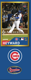 Jason Heyward Photo Bat | MLB Collection